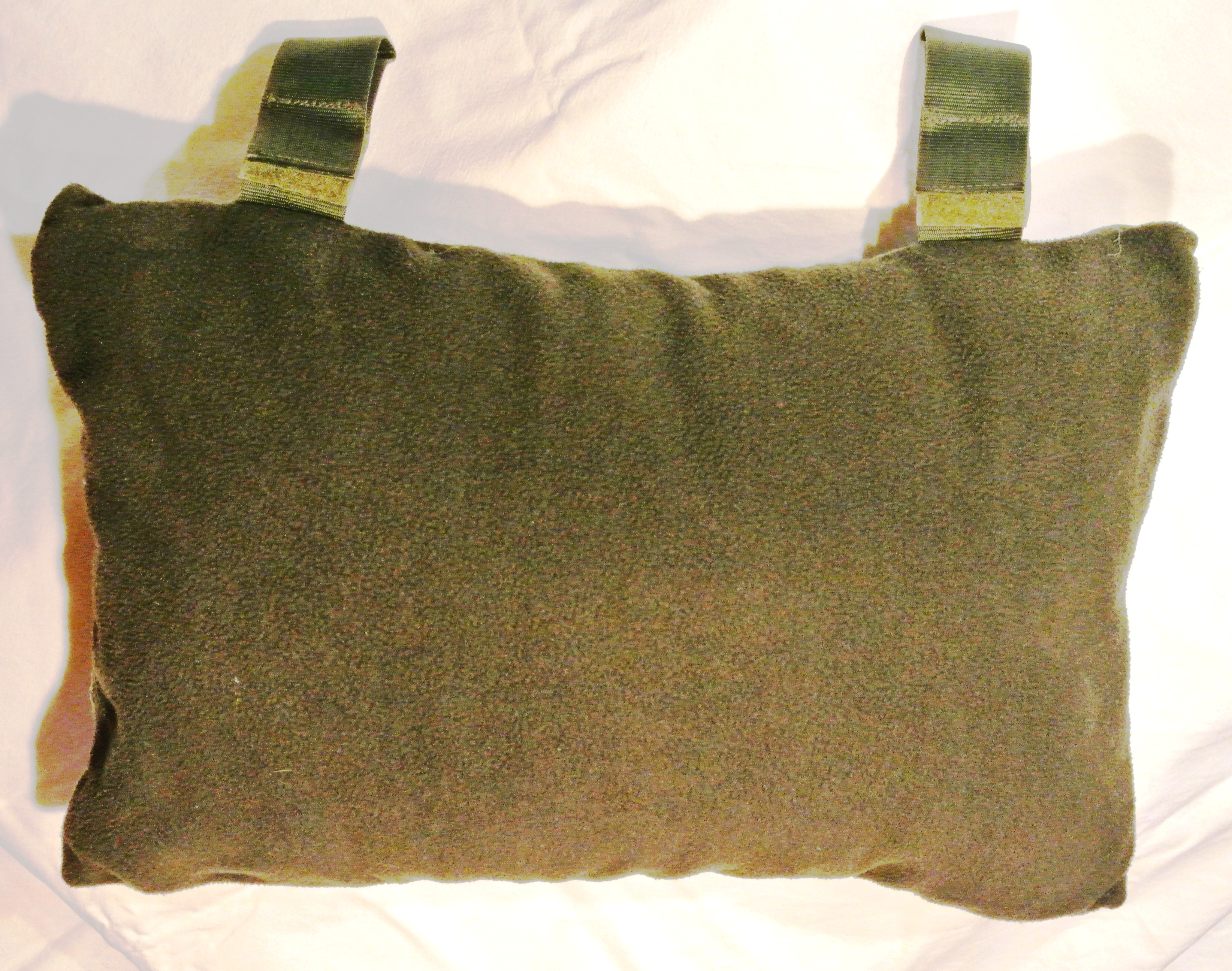 Army-Tex-Kissen, vorne